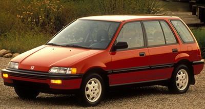 5-deurs Sedan 1991 -1996