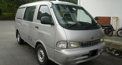 dubbele cabine 2003-2007