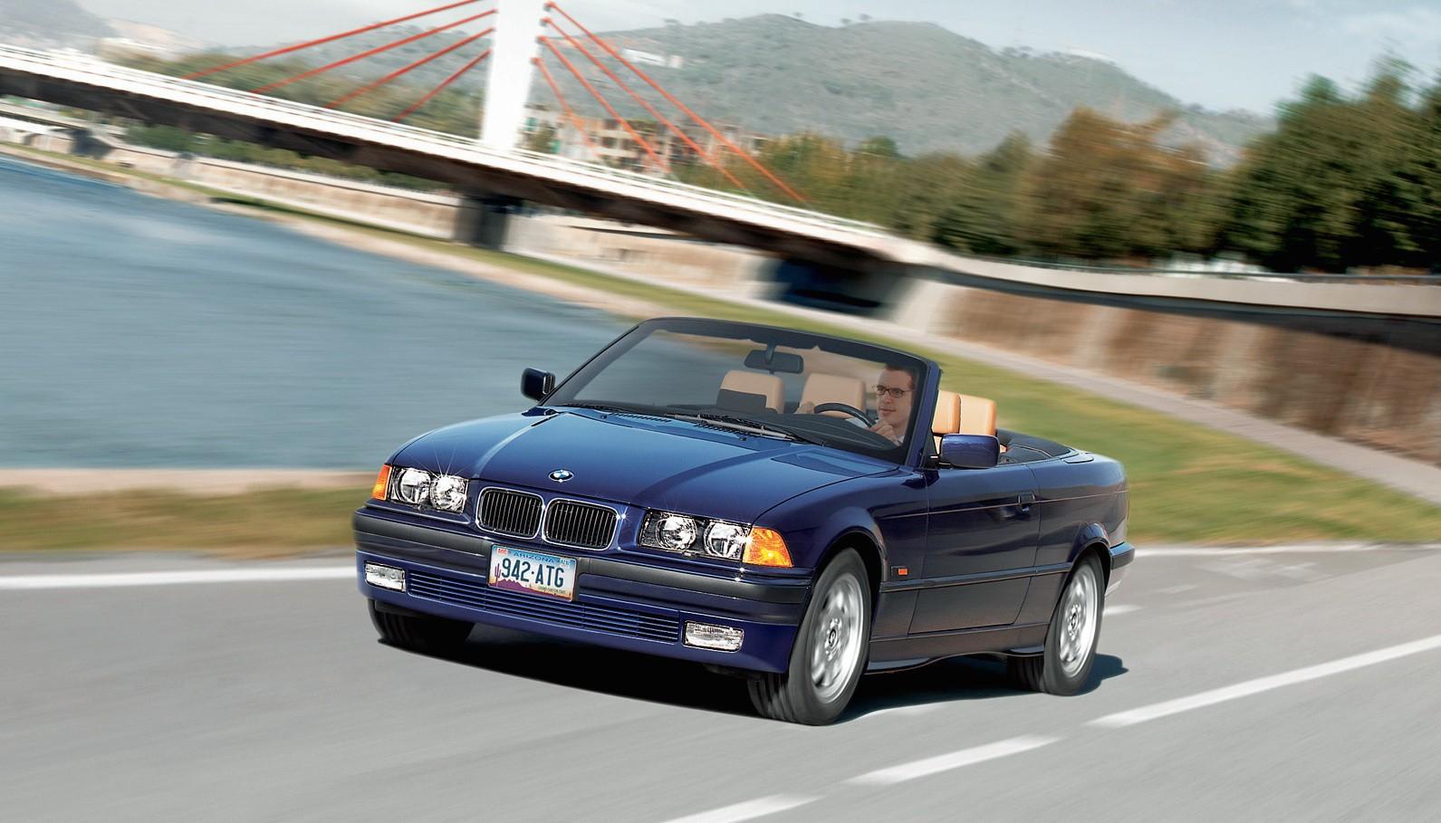 E36 Cabriolet 1992-1998