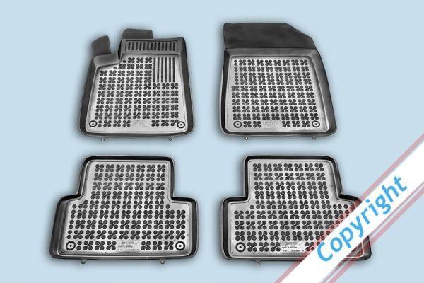 201214 Citroen C5 2001-2008 rubbermatten
