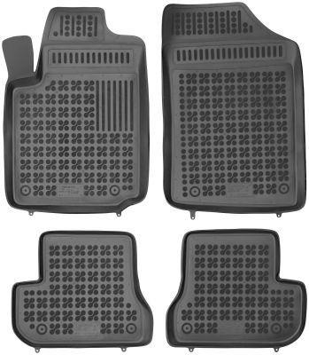 201216 Citroen C2 2003- rubbermatten