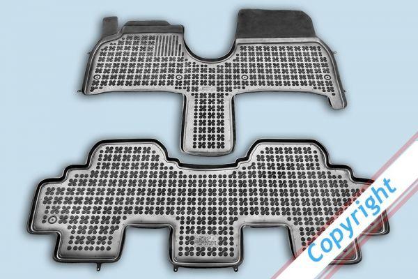 201220 Citroen C8 2002- rubbermatten