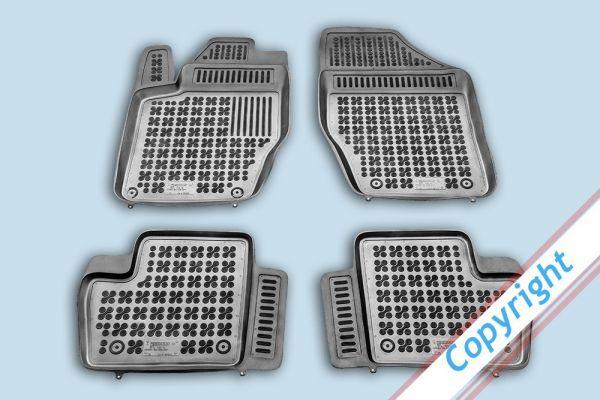 201223 Citroen DS4 2010- rubbermatten