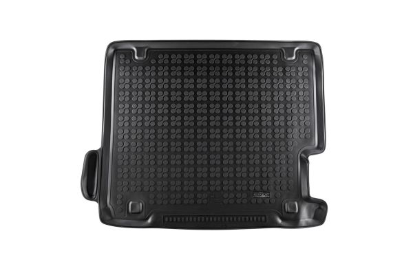 232118 BMW X3 2010- rubberen kofferbakmat