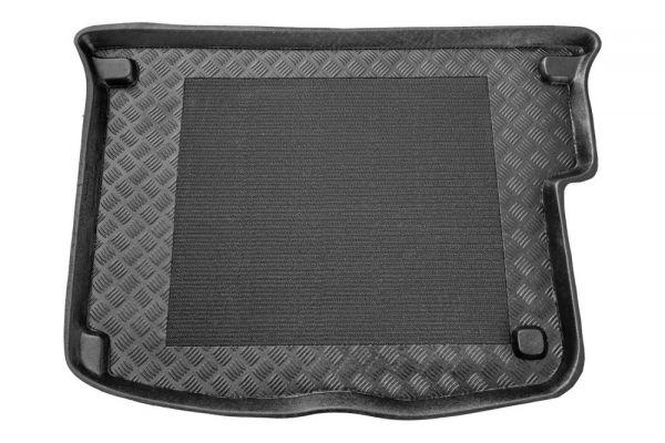 100107 Citroen Xsara Picasso met een mand in de koffer 2000-2004 kofferbakmat