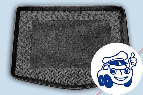 100443 Ford C-Max met een klein reservewiel 2010-2013 kofferbakmat