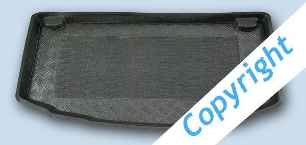 100734 Kia Picanto 2011- kofferbakmat