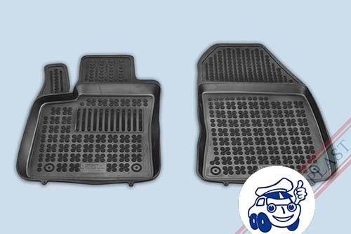 200622 Ford Transit Courier 4-delig 2014- rubbermatten