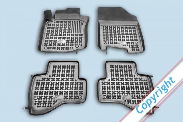 201211 Citroen C1 2005-2010 rubbermatten