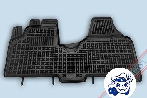 201517 Fiat Scudo 2007- rubbermatten