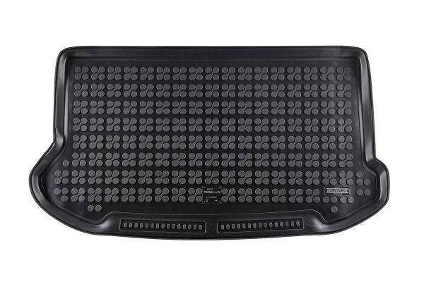 Rubberen kofferbakmat Hyundai ix20 bovenste vloer van de koffer 2010-2016