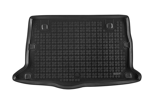230628 Hyundai Veloster 2011- rubberen kofferbakmat