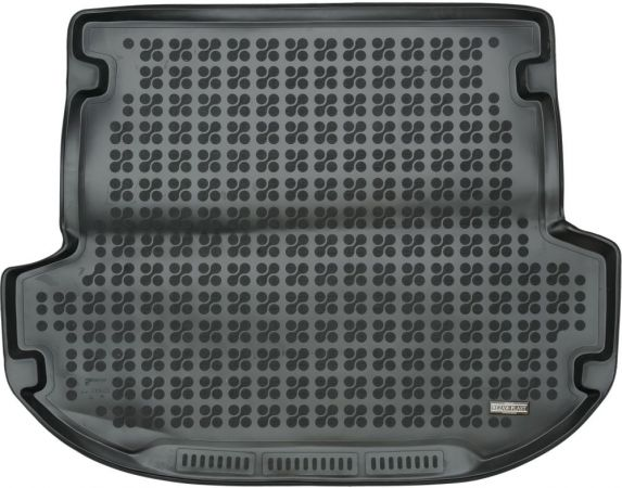 230649 Hyundai Santa Fe 2018- 5 personen Rubberen kofferbakmat