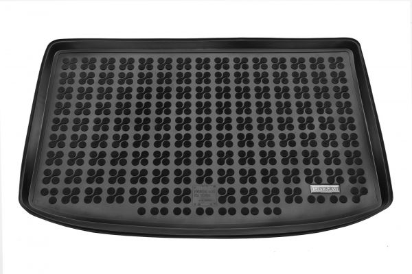Rubberen kofferbakmat Hyundai ix20 onderste vloer van de koffer 2010-2016