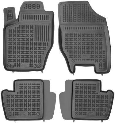 201206 Citroen C4 2004-2010 rubbermatten