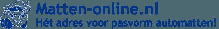 Matten-online.nl Hét adres voor pasvorm automatten!