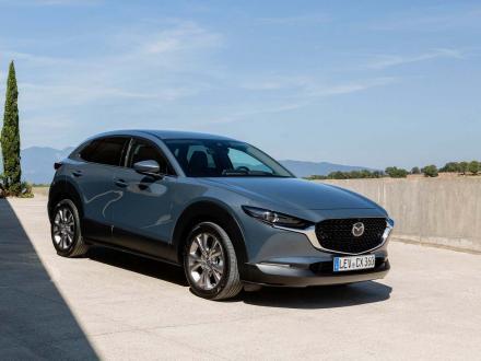 Nieuw! Automatten voor de Mazda CX30 2019->