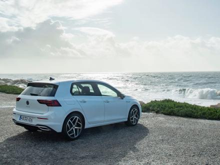 Nieuw automatten voor de VW Golf 8