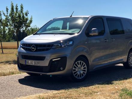 Nieuw! de automatten van de Opel Vivaro 2.
