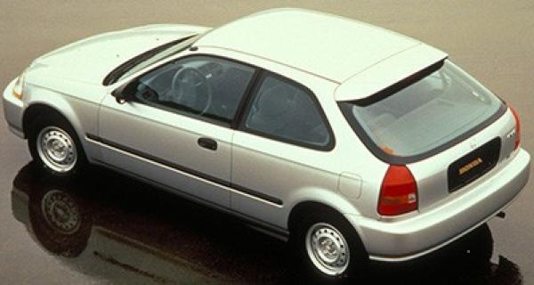 3-deurs 1996-2001