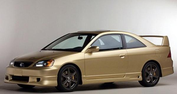 Coupe 2001-2005