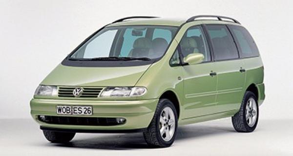 achtermat zonder koffer 1996-2010