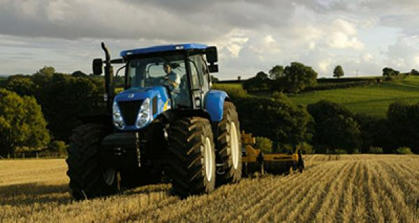 New Holland T6000-7000
