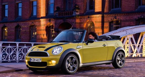 Cabrio R57 2009-