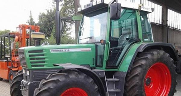 Fendt Farmer 300C serie