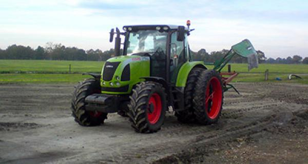 Claas Arion - Ares