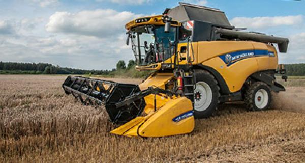 New Holland Combine 8000 serie 2011 >