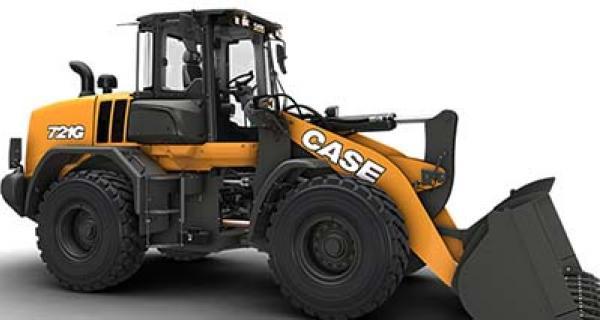 Case shovel 7.21G - 6.21