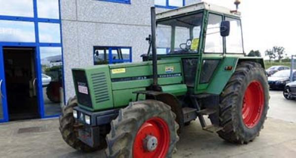 Fendt 600 serie 1978-1982