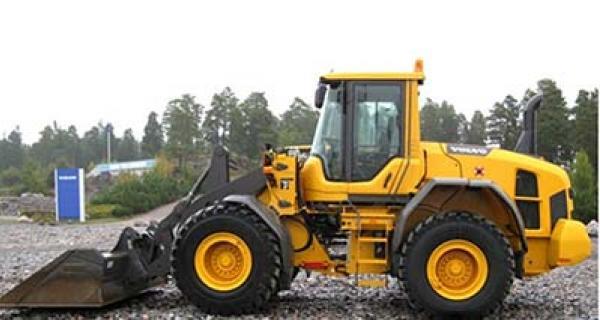 Volvo shovel L60F tm L250F
